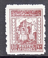 AFGHANISTAN   269    * - Afghanistan
