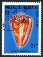 POLYNESIE 1977 - Yv. PA 115 Obl.  - Coquillages : Conus Gauguini  ..Réf.POL23482 - Gebruikt