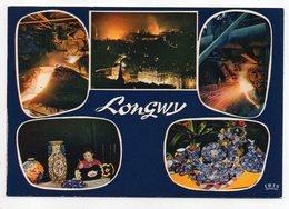 LONGWY--Multivues -- Sa Sidérurgie Et Ses émaux - Longwy