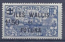 180030953  WALLISET FUTUNA  YVERT  .Nº   36  */MH - Wallis Y Futuna