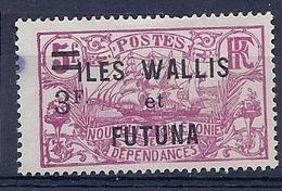 180030954  WALLISET FUTUNA  YVERT  .Nº   37  */MH  (NO  GUM) - Wallis Y Futuna
