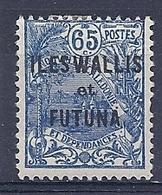 180030955  WALLIS ET FUTUNA  YVERT  .Nº   41  */MH - Wallis Und Futuna