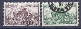 180030956  VIETNAM  YVERT  .Nº   29/30 - Viêt-Nam