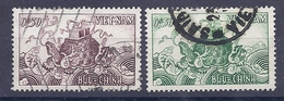 180030956  VIETNAM  YVERT  .Nº   29/30 - Vietnam