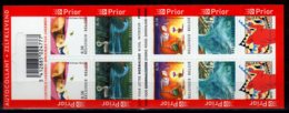 2005 Belgium - 200 Years Of H. C. Andersen Birthday - Booklet MNH** MiNr. 3502 - 3506 Fary Tales Ugly Duck, Naked King - Contes, Fables & Légendes