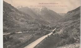 ***  66  ***  Cerdagne -- La Vallée De Carol Vue Vers Le Col De Puymaurens TTB Timbrée - Frankrijk