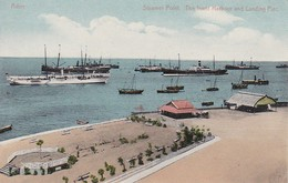 AK Aden - Steamer Point - The Inner Harbour And Landing Pier (38840) - Jemen