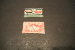 K15900 - Stamps MNH  Mint Hinged  Yemen - Telecommunications - - Yemen