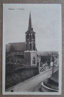 (K21) - Milmort - Eglise / Courrier Pour Jules Herbillon (toponymiste-Linguiste) + Cachet Esperanto-Kongres - Herstal