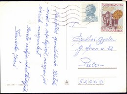 JUGOSLAVIA - SLOVENIA - EARTHQUAKES - SOLIDARITY - 1978 - Postage Due