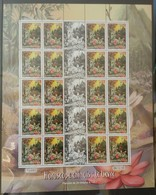 Chinese Calendar - Rabbit. Sheet - Polinesia Francese