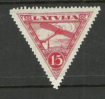 Lettland Latvia 1931 Michel 178 A * - Lettonie
