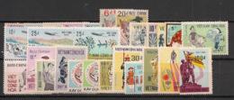 South Vietnam - Complete Year 1972 - N°Yv. 413 à 443 - 31v / Année Complète  - Neuf Luxe ** / MNH / Postfrisch - Viêt-Nam