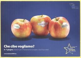 Tematica - Elezioni - 2009 - Parlamento Europeo - Che Cibo Vogliamo? - Not Used - Political Parties & Elections