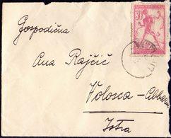SLOVENIA - SHS To ITALIA - LJUBLJANA To VOLOSCA - Letter - 1920 - Slovénie