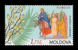 Moldova 2016 Mih. 957 Religious Holidays. Palm Sunday MNH ** - Moldavie