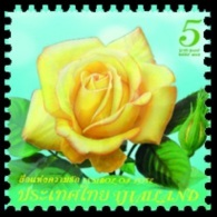 Thailand 2016 Mih. 3554 Flora. Flowers. Rose - Symbol Of Love MNH ** - Tailandia