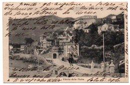 LA SPEZIA - LEVANTO VILLETTE DELLA PIETRA - La Spezia