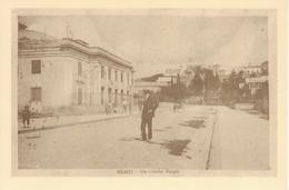 MILAZZO - VIA CUMBO BORGIA, ANIMATA - RIPRODUZIONE CARTOLINA 1919 - Other Cities