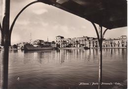 MILAZZO - PORTO E PIROSCAFO EOLO - Other Cities