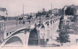 Lausanne, Le Grand Pont (2477) - VD Vaud