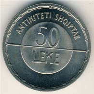 Albania 50 Lek 2003 UNC Roll - Albania