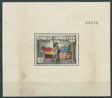 ESPAGNE SPANIEN SPAIN ESPAÑA 1938 MS ANIV USA CONSTITUTION HB MNH ED HB764 YV BF8-622 194 MI B3 SC SH585 SG MS846 - 1931-Aujourd'hui: II. République - ....Juan Carlos I