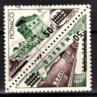 MONACO 1956 N°471 / 472  NEUF** /3 - Monaco