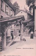 Lausanne, Escalier Du Marché (Charnaux 5124) - VD Vaud