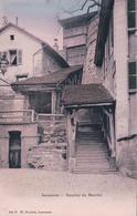 Lausanne, Escalier Du Marché (845 D) - VD Vaud