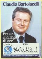 Tematica - Elezioni - CCD - 2000 - Regionali - Claudio Bartolacelli - Not Used - Political Parties & Elections