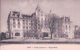 Lausanne Ouchy, Royal-Hôtel (3487) - VD Vaud