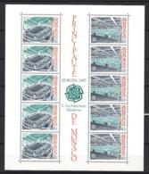 Monaco Nuovi: BF  N. 35 **   (Europa 1987) - Blocs