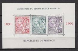 Monaco Nuovi: BF  N. 51 ** - Blocs