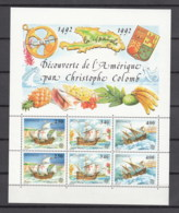 Monaco Nuovi: BF  N. 55. **  (Europa1992) - Blocs