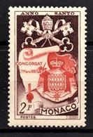MONACO 1951 -  N° 356 - NEUF** /3 - Monaco