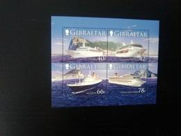 HOJA BLOCKS GIBRALTAR... - Gibraltar