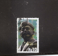MAURITIUS Arrival Of Manilall Doctor - Centenary - 2007 Scott 1048 Fine Used - Maurice (1968-...)