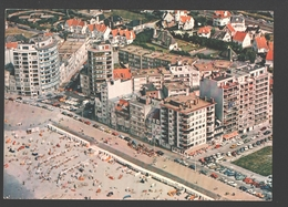 Westende - Luchtopname - Strand En Zeedijk - Westende