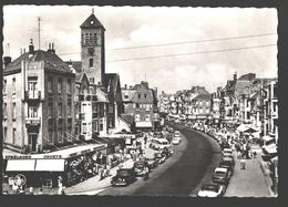 De Panne - Zeelaan - Photo Véritable - Vintage Car / Auto - Winkels - De Panne