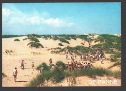 De Panne - Dag Van De Toerist 22/8/1971 - Begeleide Wandeling In Het Natuurreservaat - De Panne