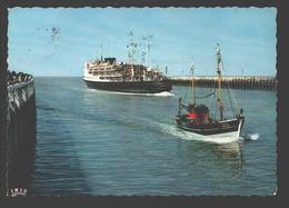 Oostende - De Maalboot Oostende - Dover - 1964 - Bateau / Ferry Boat - Oostende