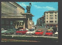 Oostende - Kursaal En Van Iseghemlaan - Classic Car Citroën, Ford, Peugeot, .. - Oostende