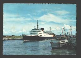 Oostende - Afvaart Van Maalboot Oostende - Dover - Oostende