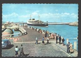 Oostende - De Maalboot Oostende-Douvres - Oostende