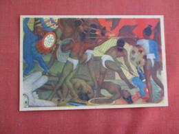 Sacred Wars     By Diego Rivera  Ref 3134 - Mexico