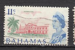 ##19, Bahamas, Élizabeth II, Hôpital, Hospital, Palmier, Palm Tree, Médecine, Medicine - Bahamas (1973-...)