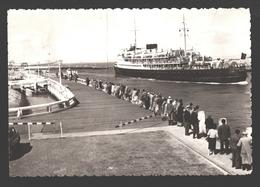 Oostende - Aankomst Van De De Maalboot - Bromophoto - 1962 - Oostende