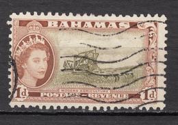 ##19, Bahamas, Élizabeth II, Moiçonneuse-batteuse, Agriculture, Tracteur, Tractor - Bahamas (1973-...)