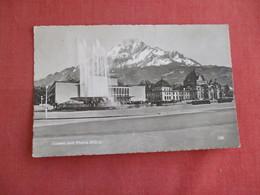 Switzerland > LU Lucerne Und Pilatus   Has Stamp & Cancel  Ref 3134 - LU Lucerne